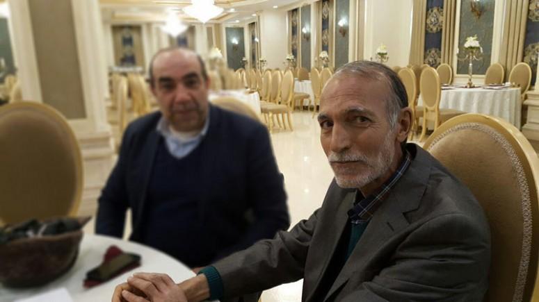 جانباز شهید حسن موسی پور