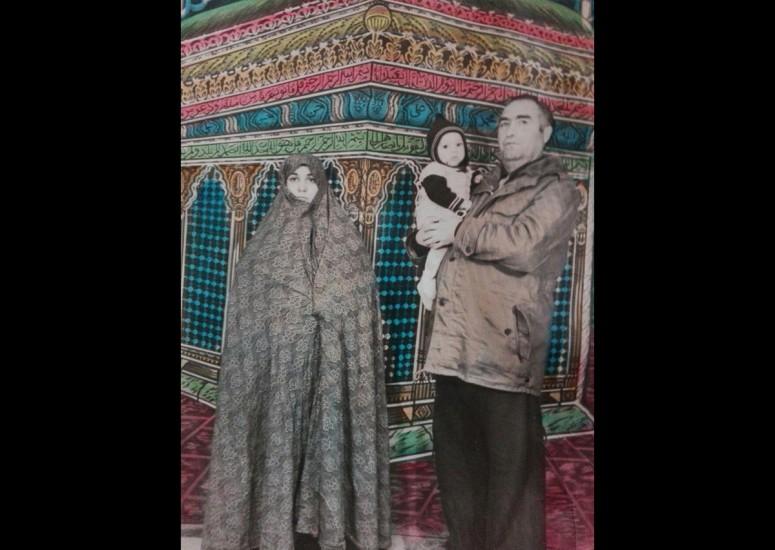 مرحوم حاج علی اصغر زاهد