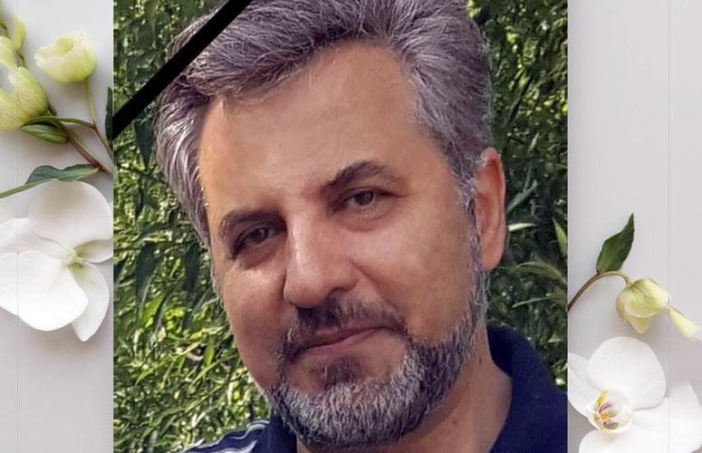 مرحوم اکبر حاج ابراهیمی
