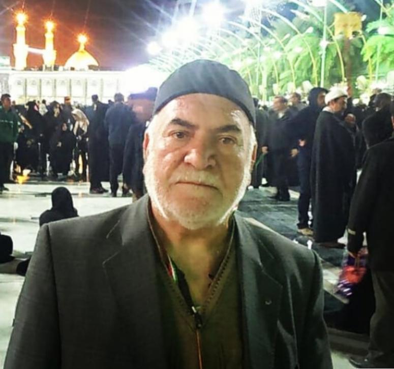 حاج محمود ساریخانی